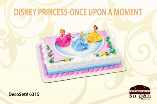 DISNEY PRINCESS-ONCE UPON A MOMENT