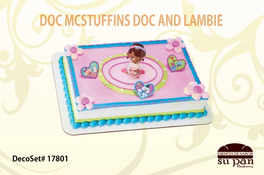 DOC MCSTUFFINS DOC AND LAMBIE