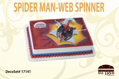 SPIDER MAN-WEB SPINNER