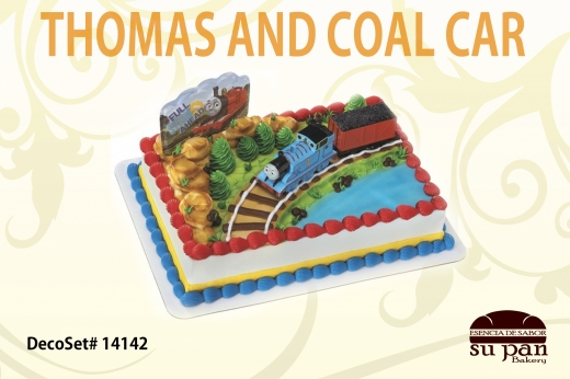 THOMAS AND COAL CAR